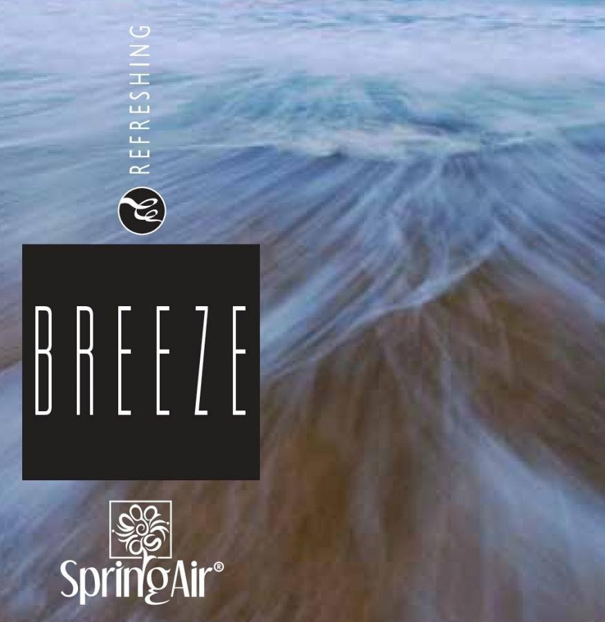 SPRING AIR NÁPLŇ PRE CRYPTOSCENT - BREEZE 1000ML