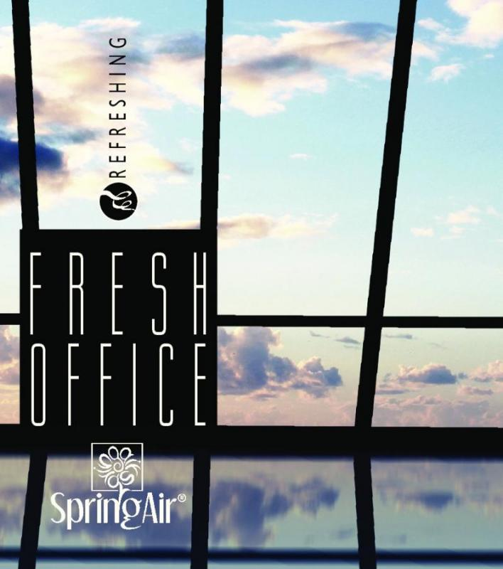 SPRING AIR NÁPLŇ PRE ICONOSCENT/ARTYSCENT FRESH OFFICE 500ml