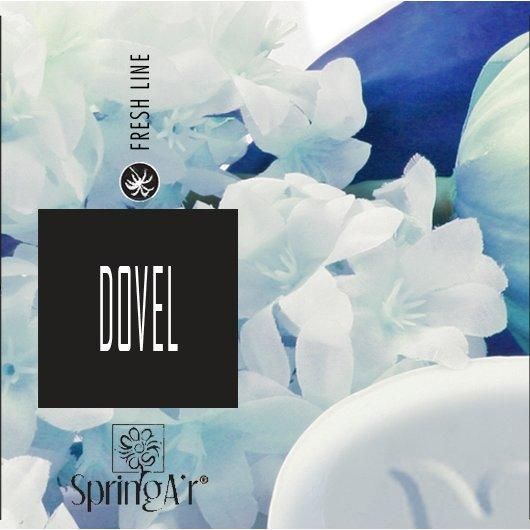 SPRING AIR NÁPLŇ DO OSVIEŽOVAČA DOVEL- SPRAY 250 ML