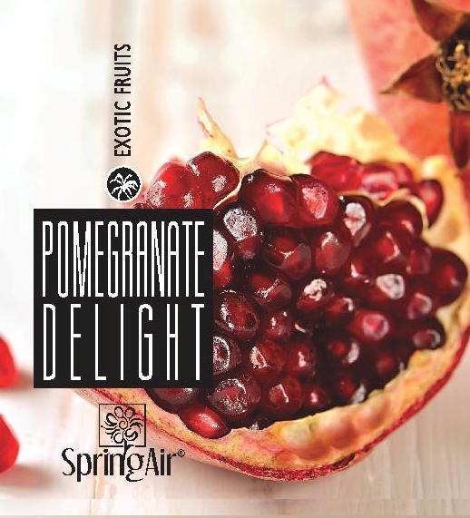 SPRING AIR NÁPLŇ PRE ICONOSCENT/ARTYSCENT POMEGRANATE DELIGHT 500ml