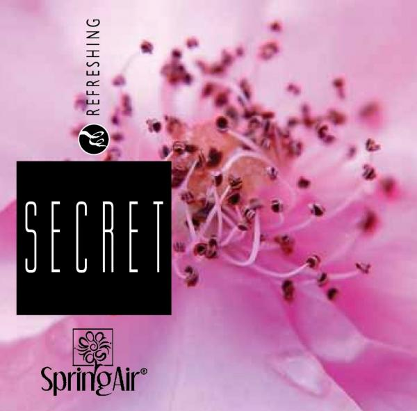 SPRING AIR NÁPLŇ PRE CRYPTOSCENT - SECRET 1000ML